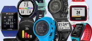 image associée à Comparatif montres cardio – GPS